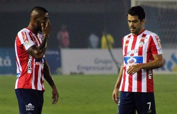 Junior empató con Bucaramanga y dejó pasar el liderato