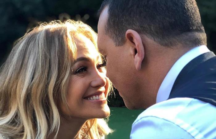 ¡A la quinta es la vencida! Jennifer López y Alex Rodríguez ¡se casan!