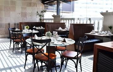 Gastronomía griega en Bogotá