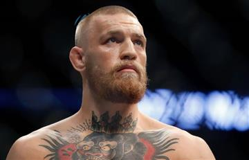 Arrestan a Conor McGregor por altercado con un seguidor