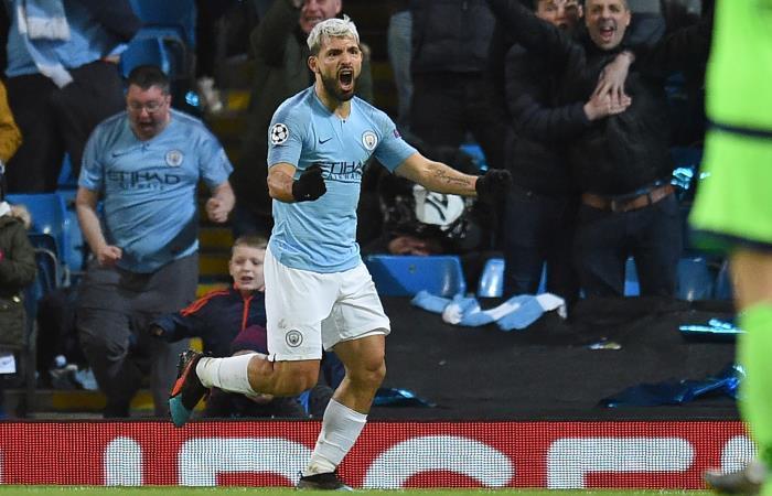 Champions League: Manchester City golea a Schalke y se clasifica a cuartos
