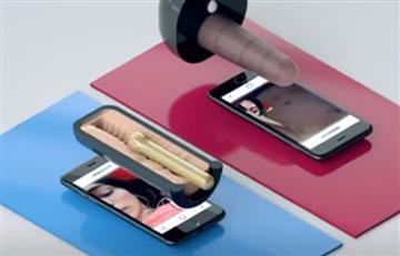 Se inventan dispositivo para tener relaciones sexuales a distancia