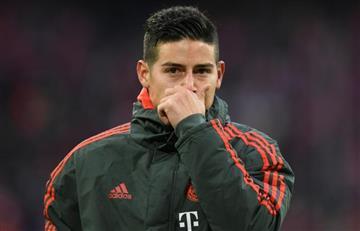 Sigue EN VIVO ONLINE a James Rodríguez ante Liverpool por Champions