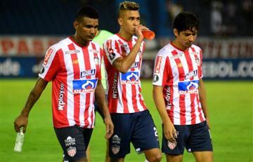 [VIDEO] ¿Crisis? Junior pierde su segundo partido consecutivo en Libertadores