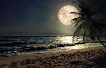 ¿Plan romántico? Disfruta de la última 'Superluna' del año