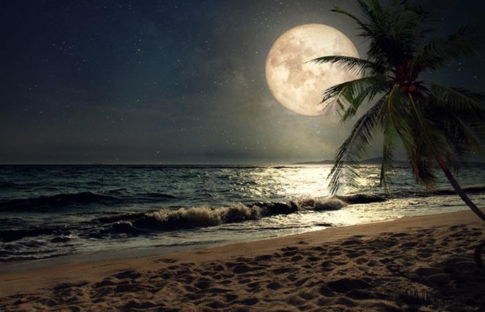 ¿Luna del Gusano? Esta es la última 'superluna' del mes