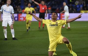 Bacca gana con gol y asistencia el duelo a Barrios y avanza a cuartos de Europa League