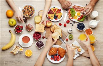 ¿Cómo debe ser el desayuno ideal?