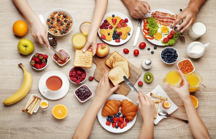 Un desayuno ideal. Foto: ShutterStock.