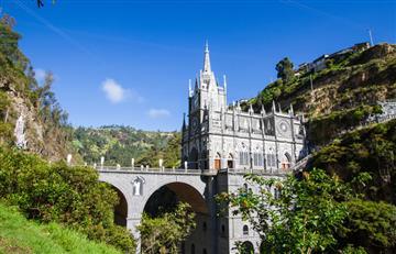 Santuario de Las Lajas, una maravilla moderna