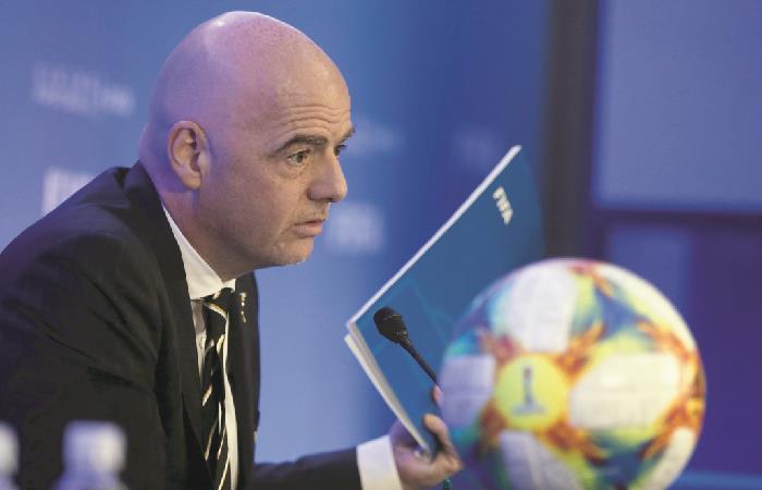 La FIFA quiere aumentar a 48 equipos el Mundial de Catar 2022