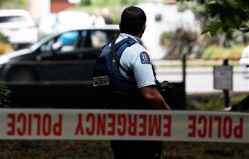 ¡Otra vez el extremismo! 49 personas muertas deja ataque terrorista en Nueva Zelanda