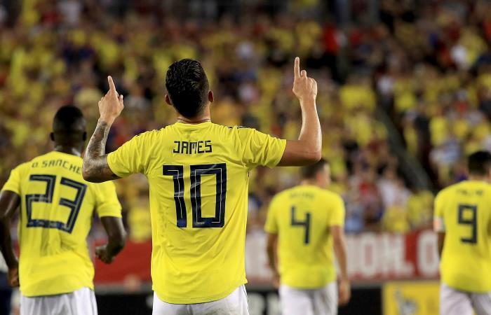 6a1c26d08349b Selección Colombia  Esta sería la nueva camiseta de la  tricolor  para el  2019