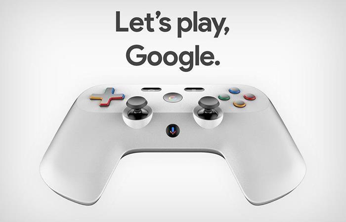 Google quiere irrumpir en el mundo de los videojuegos