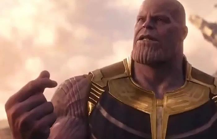 Así se verá Thanos en 'Avengers: Endgame'