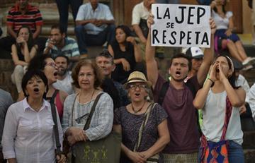 Así serán las movilizaciones a favor de la JEP en Colombia