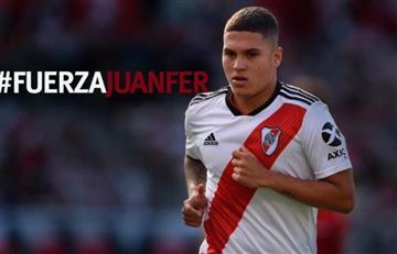 Lesión de 'Juanfer' Quintero: al menos 6 meses fuera y sin Copa América