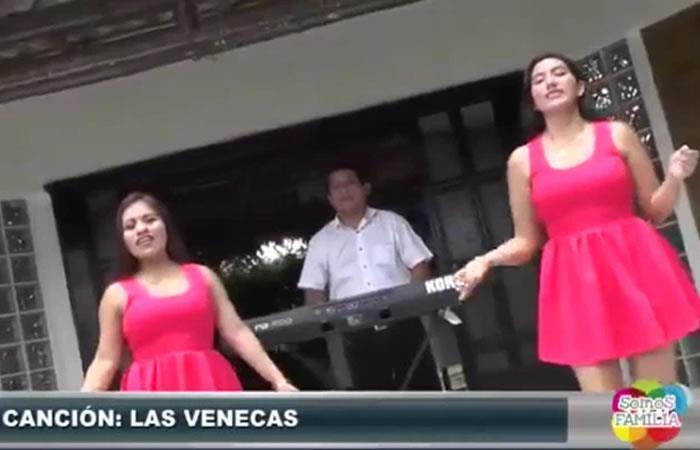 'Las venecas': Banda peruana lanza canción xenofóbica contra las venezolanas