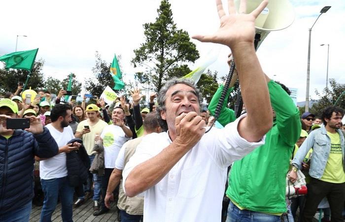 Fajardo fue candidato a la presidencia de Colombia en 2018. Foto: Twitter