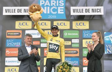 5 razones por las que Egan Bernal puede ganar el Giro de Italia 2019