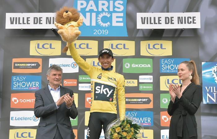 Giro de Italia: Egan Bernal es uno de los favoritos a quedarse con la 'maglia rosa'
