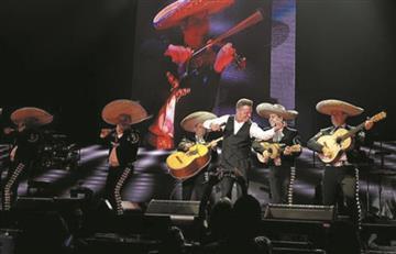 ¿Cómo estuvo el concierto de Luis Miguel en Bogotá?