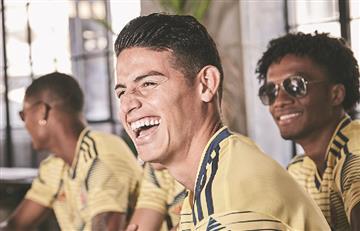 ¡Oficial! Esta es la nueva camiseta de la Selección Colombia