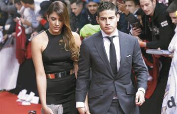 ¿James tras los pasos de Daniela Ospina?