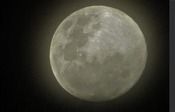 ¿'Superluna' de Gusano? Sí, se podrá visualizar este miércoles