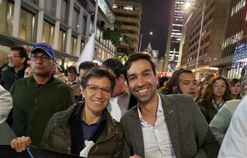 """""""Los cristianos quieren silenciarnos"""": Mauricio Toro, representante gay"""