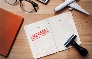 ¿Por qué te rechazan tu solicitud de visa? Estas pueden ser las razones