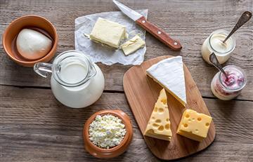 Beneficios de productos lácteos en las loncheras