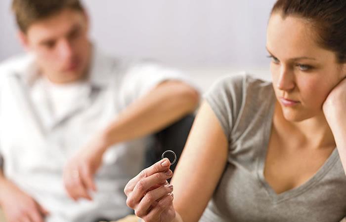 ¿Por qué los matrimonios no están durando más de siete años?. Foto: Twitter