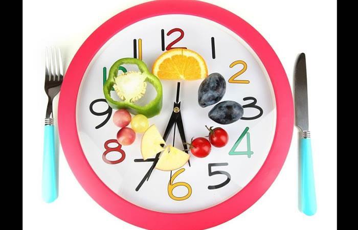 ¿Cómo influye el horario de las comidas en tu peso y salud?. Foto: Youtube.