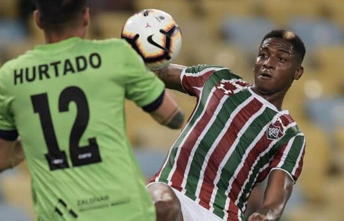 Copa Sudamericana: Fluminense con Yony González clasifica a la siguiente fase