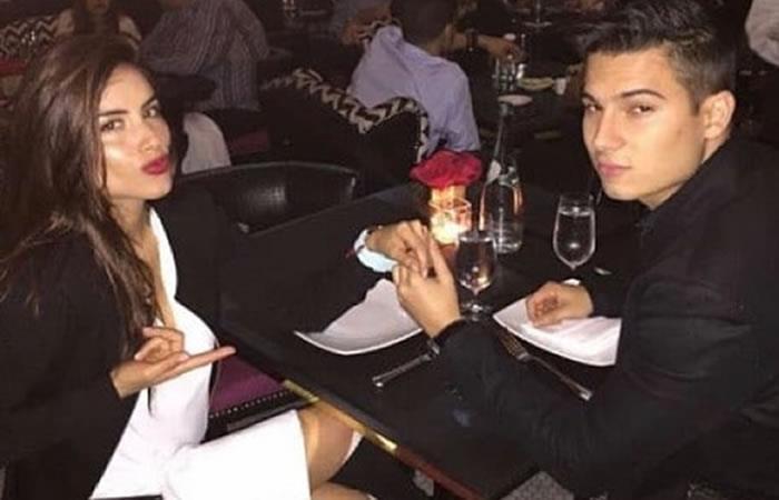¿Qué hacían Pipe Bueno y Jessica Cediel en un hotel en Medellín?
