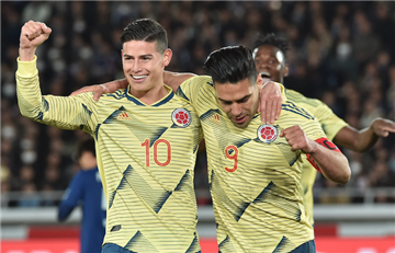[VIDEO] Carlos Queiroz debutó con victoria ante Japón