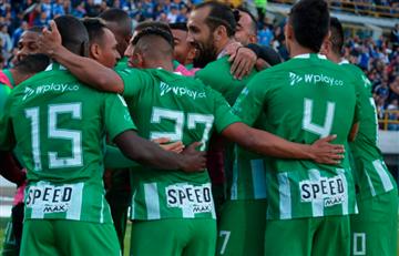 [VIDEO] Atlético Nacional y Cúcuta Deportivo jugaron un verdadero partidazo