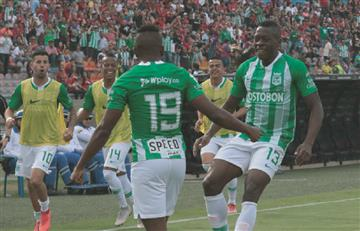 Sigue EN VIVO con transmisión por TV, Cúcuta vs. Atlético Nacional