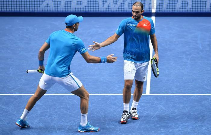 Miami Open: Juan Sebastián Cabal y Robert Farah inician con triunfo