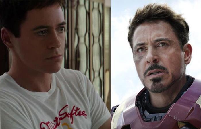 Lola VFX fue la compañía encargada de mostrarnos un joven Tony Stark. Foto: Twitter