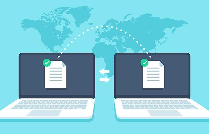 Enviar archivos grandes es mucho más sencillo con estas páginas web. Foto: Shutterstock
