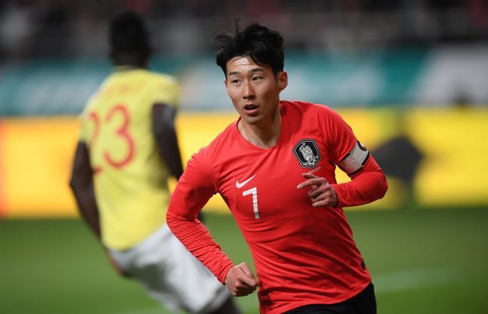 Corea gana en historial a Colombia