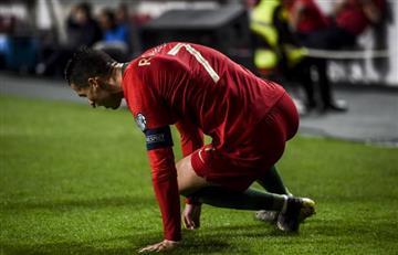 ¿Se pierde la Champions? El parte médico de la lesión de Cristiano Ronaldo
