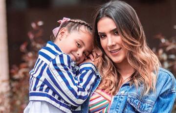 ¡Un viaje en familia! Daniela Ospina pasea con su nuevo novio y su hija