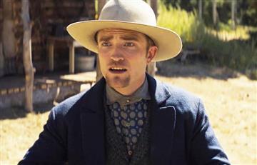 Robert Pattinson vuelve con esta película a la pantalla del cine