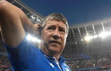 'Bolillo' Gómez sigue mostrando su estilo con la Selección de Ecuador