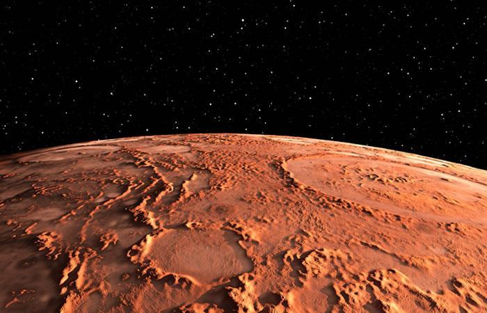 Hallan nitrógeno en Marte