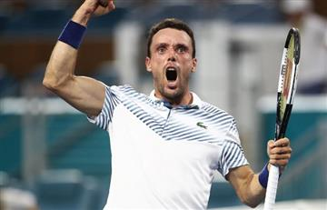 Miami Open: Djokovic es eliminado por Roberto Bautista