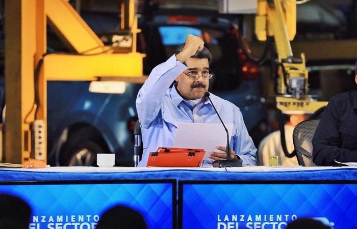 Nicolás Maduro responsabiliza a la oposición por apagón en Venezuela